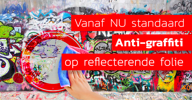 NU GRATIS ANTI-GRAFFITI